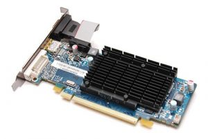 Placa video pci-express ATI Radeon HD 5450 512MB GDDR3