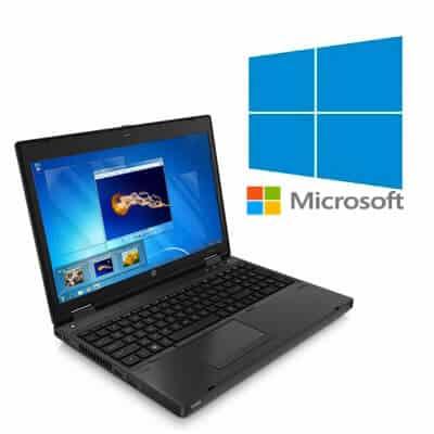 Laptop Refurbished HP Elitebook 6460b Core i5 2520M 2.5GHz/4GB/250GB/Windows 10 Home