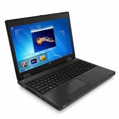 Laptop second hand HP Elitebook 6460b Core i5 2520M/4GB/250GB/DVD-RW