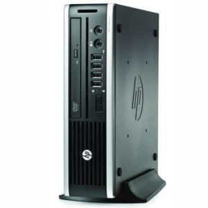 Calculatoare second hand HP Compaq 8000 Elite USDT, Core2Duo E7400, 2Gb DDR3, 160Gb
