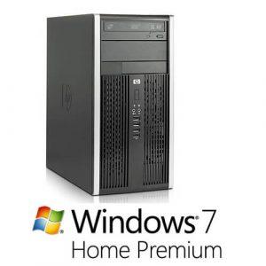 Calculator cu licenta HP Compaq 6005 Pro, Athlon II X2 215, 4GB, 160GB+Windows 7 Home