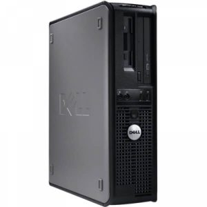 Calculatoare second hand Dell Optiplex 360DT Core2Duo E7500 2.93GHz 2GB 160GB