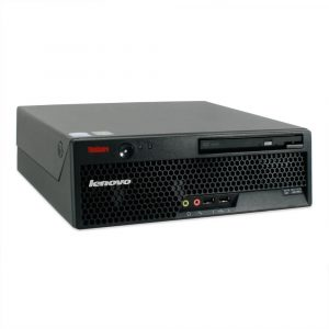 Calculatoare second hand Lenovo ThinkCentre M57P Core2Duo E6550 2.33GHz 2GB 160GB