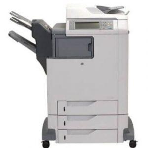 Copiator second hand HP Laserjet 4730MFP, color