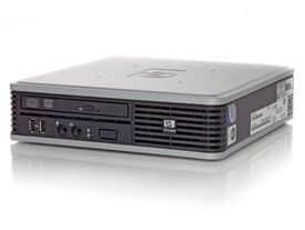 Calculatoare second hand HP Compaq DC7900 usdt Core 2 Duo E7500 4GB 160GB