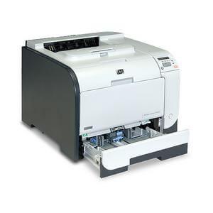 Imprimanta laser color HP Laserjet CP2025 fara cartuse