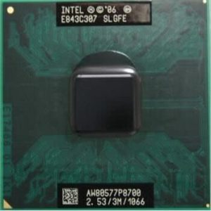 Procesor laptop Intel Core2Duo P8700 2.53GHz