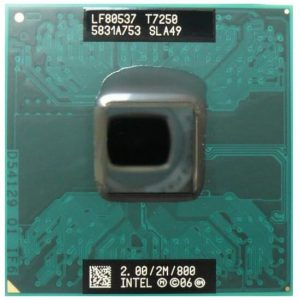 Procesor laptop Intel Core2Duo T7250 2.00GHz