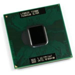 Procesor laptop Core Duo T2330 1.60GHz