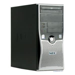 Calculatoare second hand Nec Powermate ML-470 Core2Duo E4600 2.40GHz 2GB 80GB