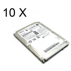 Pachet 10 Hard Disk-uri laptop Sata 40GB
