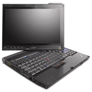 Lenovo X200 tablet L9400 1.86GHz/2GB/160GB cu touchscreen